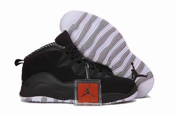 aaa jordan 10 shoes wholesale 13590