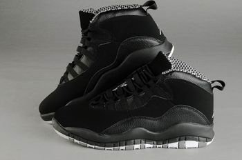 aaa jordan 10 shoes wholesale 13592