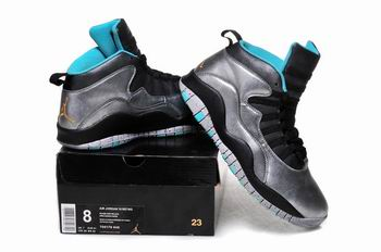 aaa jordan 10 shoes wholesale 13607