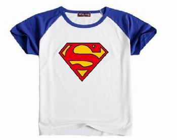 buy whoesale superman t-shirt 18567