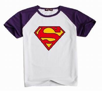 buy whoesale superman t-shirt 18569