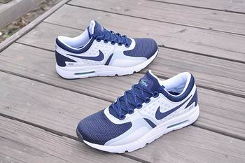 buy wholesale cheap nike air max zero shoes 15114