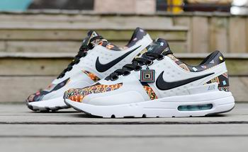 buy wholesale cheap nike air max zero shoes 15124