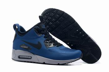 buy wholesale nike air max 90 mid boots 19922