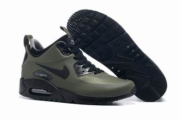 buy wholesale nike air max 90 mid boots 19923