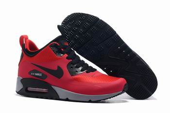 buy wholesale nike air max 90 mid boots 19924