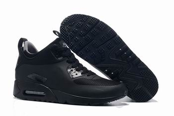 buy wholesale nike air max 90 mid boots 19925
