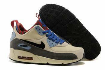 cheap Nike Air Max 90 Sneakerboots Prm Undeafted 14136