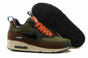cheap Nike Air Max 90 Sneakerboots Prm Undeafted 14140