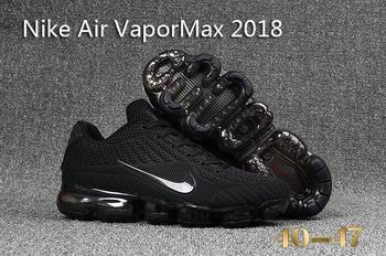 cheap Nike Air VaporMax 2018 shoes free shipping online 21890