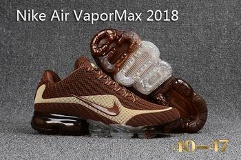 cheap Nike Air VaporMax 2018 shoes free shipping online 21892