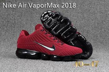cheap Nike Air VaporMax 2018 shoes free shipping online 21893