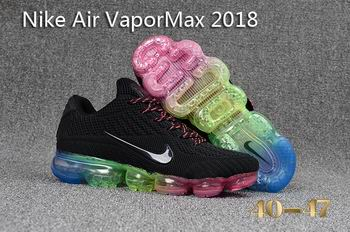 cheap Nike Air VaporMax 2018 shoes free shipping online 21894