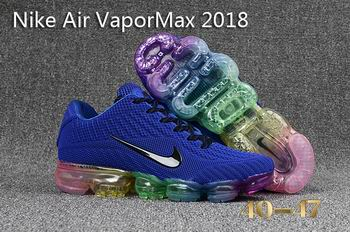 cheap Nike Air VaporMax 2018 shoes free shipping online 21898