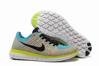cheap Nike Free Flyknit run Shoes from 17689