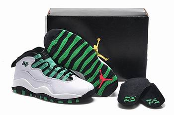 cheap aaa jordan 10 shoes 13625