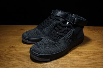 cheap buy wholesale nike Air Force One flyknit shoes mid top 17759