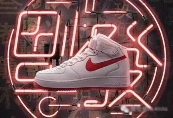 cheap nike Air Force One High boots wholesale 18929