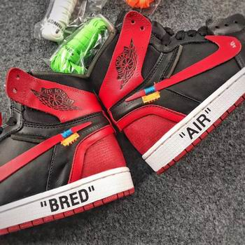 cheap nike air jordan 1 shoes aaa online 23411