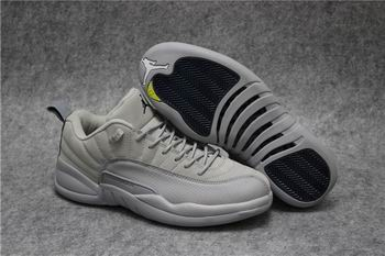 cheap nike air jordan 12 shoes men online 20003
