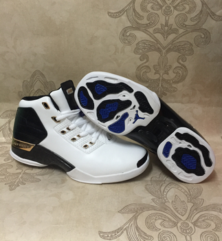 cheap nike air jordan 17 shoes wholesale 19546