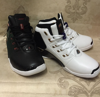cheap nike air jordan 17 shoes wholesale 19548