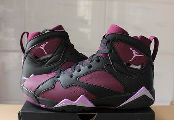 cheap nike air jordan 7 shoes 17273