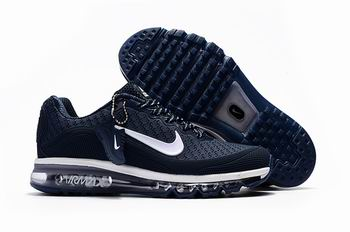 cheap nike air max 2017 shoes wholesale online KPU men 20645