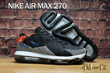 cheap nike air max 270 shoes free shipping online 23657