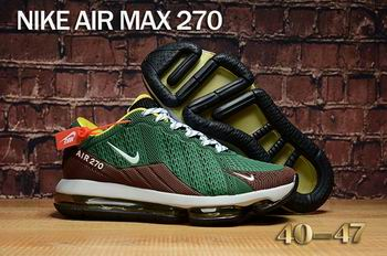 cheap nike air max 270 shoes free shipping online 23659