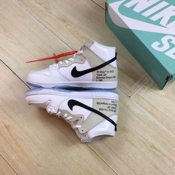 cheap nike dunk sb shoes off-white 23734