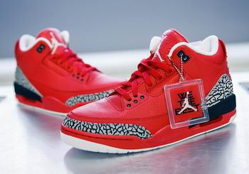 cheap wholesale nike air jordan 3 shoes from free shipping 21619