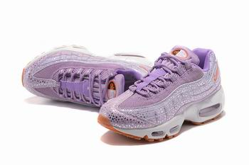 cheap wholesale nike air max 95 shoes women 21614