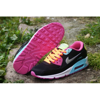 Nike Air Max 90 shoes women cheap free shipping 23965