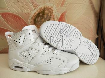 air jordan 6 shoes super aaa women 22892