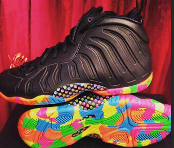 cheap Nike Air Foamposite One shoes for sale 18837