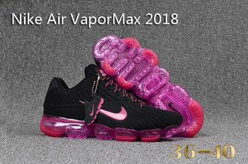 cheap Nike Air VaporMax 2018 shoes women free shipping 21900