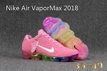 cheap Nike Air VaporMax 2018 shoes women free shipping 21901