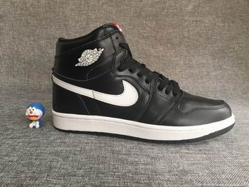 cheap air jordan 1 shoes leather 19231