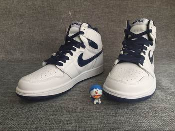 cheap air jordan 1 shoes leather 19232