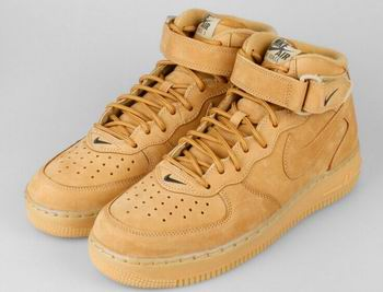 cheap nike Air Force One High boots women 18962
