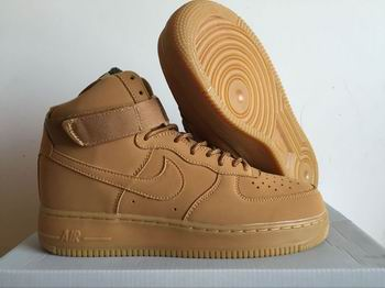 cheap nike air force one shoes high top wholeslae 19630