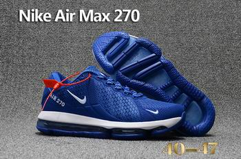 cheap nike air max 270 shoes 22363
