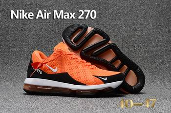 cheap nike air max 270 shoes 22367