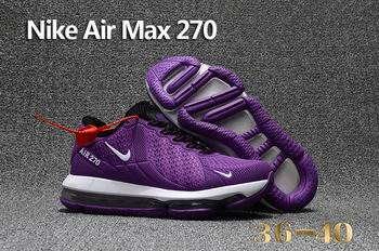 cheap nike air max 270 shoes 22374