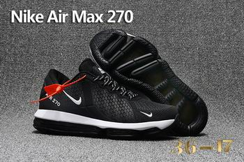 cheap nike air max 270 shoes 22375