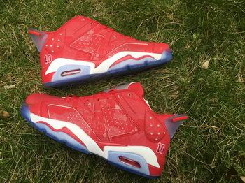 cheap wholesale nike air jordan 6 shoes 20085