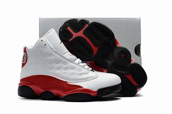 wholesale nike air jordan 13 kid shoes 21377