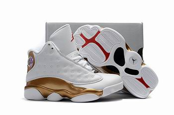 wholesale nike air jordan 13 kid shoes 21384