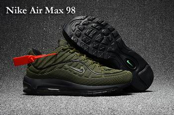 wholesale nike air max 98 shoes KPU 20665